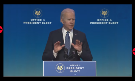 Biden Claims BLM Protesters Would Have Been Treated 'Very, Very Differently' by Capitol Police