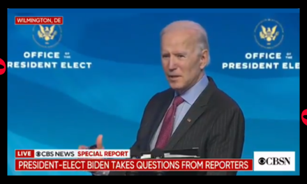 Biden References Nazi Joseph Goebbels as he Attacks Hawley and Cruz – Hawley Responds (VIDEO)