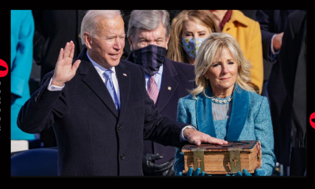 Biden Sworn In As President Calls For Unity. Should We Respond As The Democrats Did Four Years Ago?