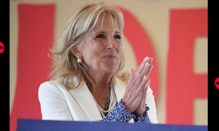 Biden's National Guard Scandal Won't Go Away With a Photo Op and Cookies From Jill Biden