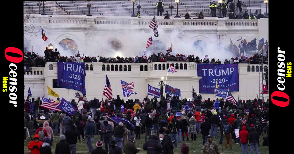 DOJ walks back claim that Capitol rioters came to capture or kill lawmakers