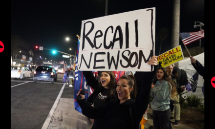 Drive to Recall Governor Gavin Newsom Gaining Steam