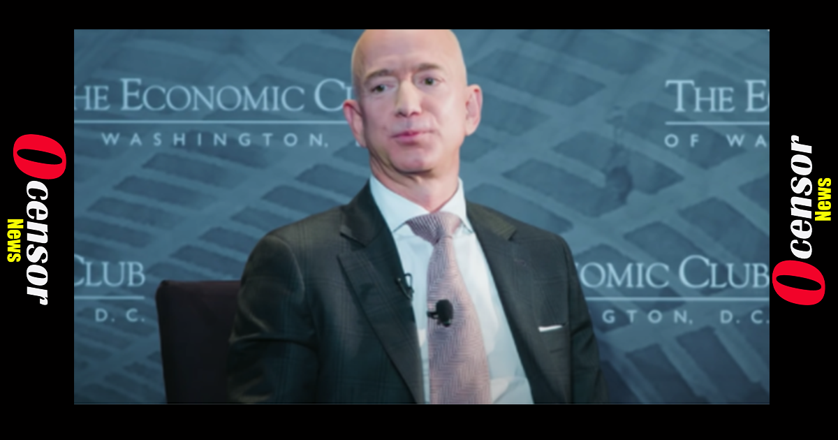 IRONY DETECTED! Jeff Bezos & Amazon opposing mail-in ballots for unionization vote (guess why)