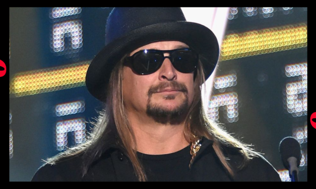 Kid Rock Has A Message For 'Far Left Socialist Liberals' And 'Media' Who Want To Deprogram Trump Supporters