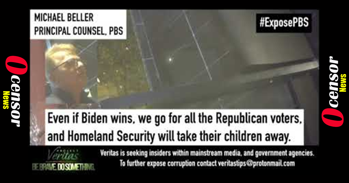 PBS Red Guard Shows Disdain For Middle America