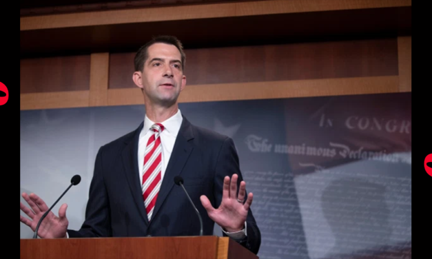 Sen. Tom Cotton: 'Unconstitutional' to try Trump after Jan. 20