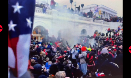Not Making Headlines – Trump Supporters Pulled Violent Protesters Away from the Capitol Building When They Started Damaging It – Who Were These People?