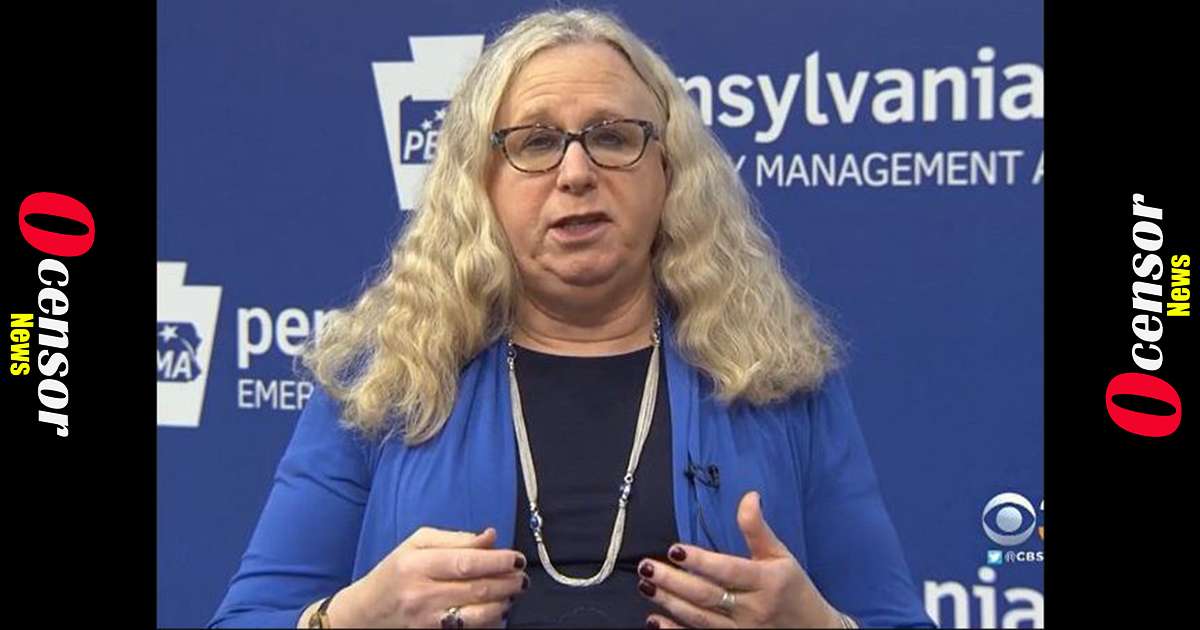 Twitter Suspends Christian Group for Accurately Describing Biden's Transgendered Health Official Dr. Levine's Biological Sex