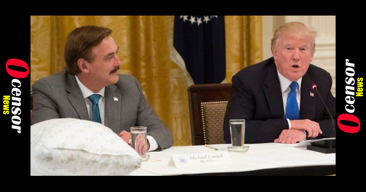 A Week After Banning CEO Mike Lindell, Twitter Takes Even More Action Against MyPillow