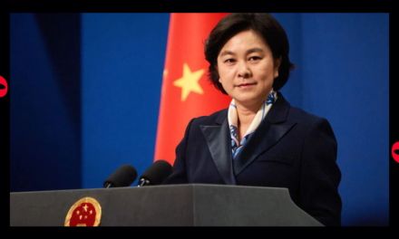 China Spokeswoman Uses Texas Disaster To Deflect From Concentration Camp Accusations