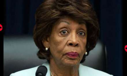 It looks Like Karma Just Caught Up With Maxine Waters
