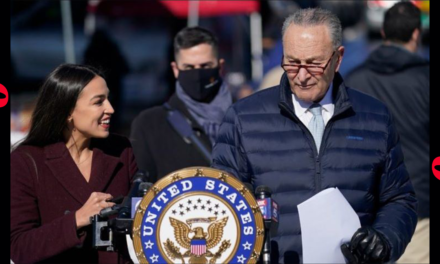 Schumer and AOC Team Up to Announce Taxpayers Now on the Hook for COVID Funerals, Including for Illegal Immigrants