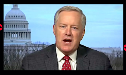Watch: Meadows drops a bomb on impeachment, changes everything if true