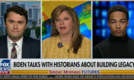 "Maria Bartiromo: ""I Know Biden's on the Phone All the Time with Obama and I'm Hearing He's Running Things from Behind the Scenes"""