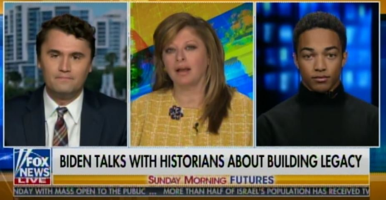 """Maria Bartiromo: """"I Know Biden's on the Phone All the Time with Obama and I'm Hearing He's Running Things from Behind the Scenes"""""""