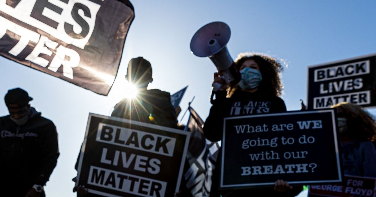 Black Lives Matter Protesters Shut Down Grocery Store Over 'White Supremacy' Accusations