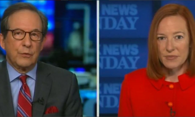 Chris Wallace Grills Psaki On Democrats' Filibuster Policy Shift: Is It 'Racist' When Used Against Tim Scott?
