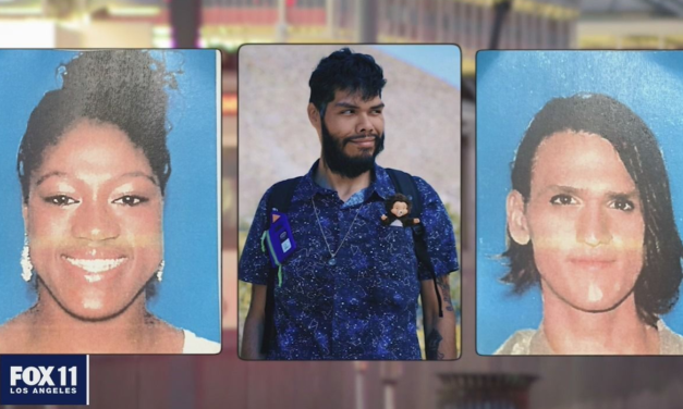 No charges for 3 BLM Protestors who tried to derail a train, killing hundreds