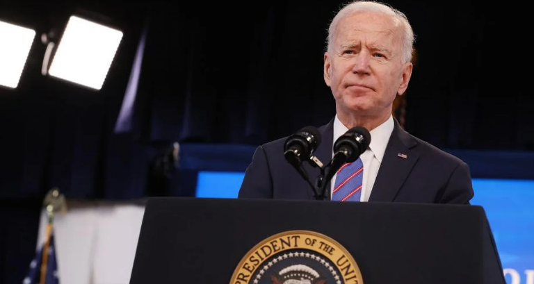New poll finds 'warning signs' that spell bad news for Joe Biden's long-term agenda