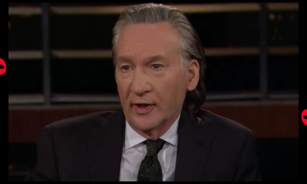 Bill Maher Says America Is Becoming Segregated Again, And Leftists Are To Blame