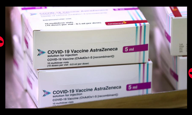 Denmark suspends AstraZeneca's COVID-19 vaccine following reports of blood clots, 1 death