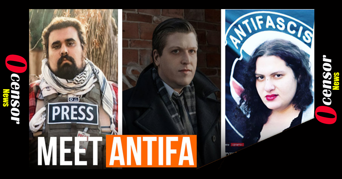 Doxing The Doxers: Antifa's War Against Regular Americans Is Run By Spoiled Rich Kids