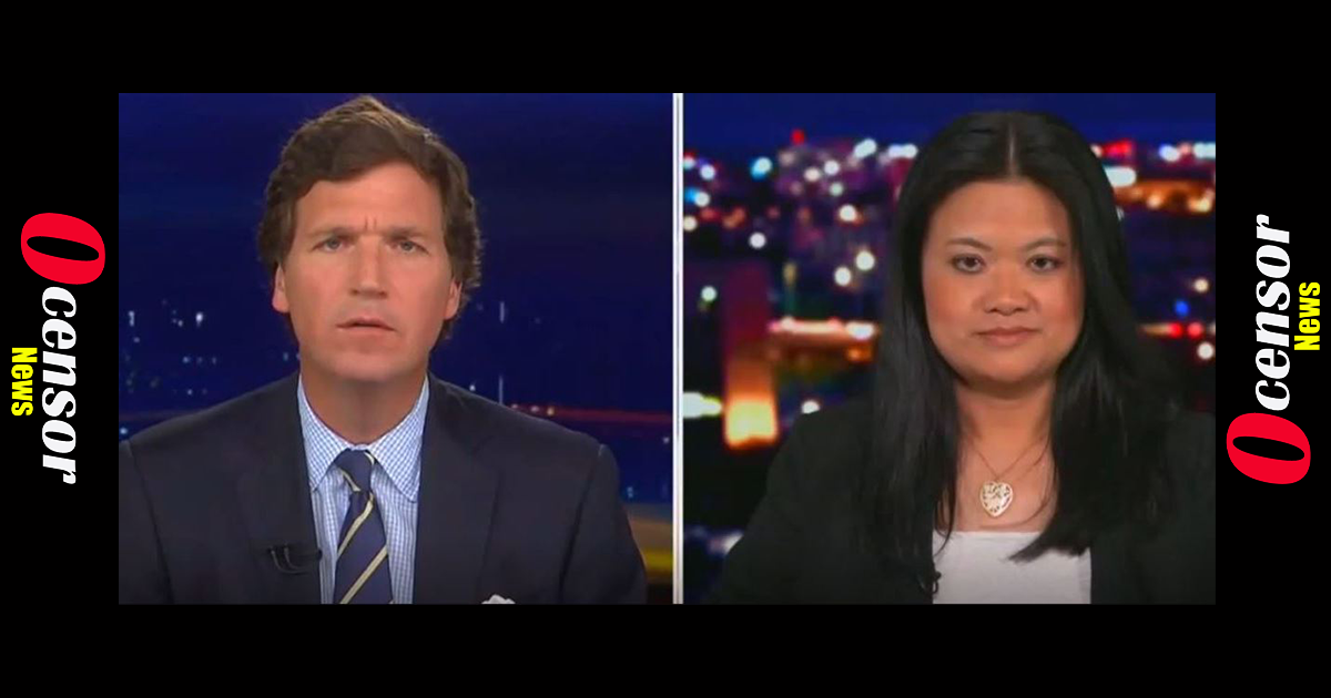 'Is It Really Republican Racists Doing This?': Tucker, Ying Ma Take On 'Lie' That Attacks On Asians Are Trump-inspired