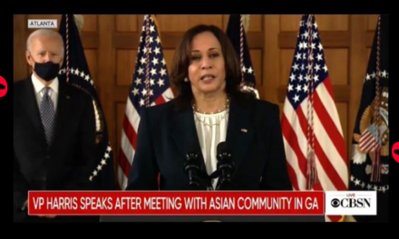 Kamala Harris Takes Veiled Shot at Trump, Trashes America as a Racist and Xenophobic Country After Meeting with Asian Community in Georgia (VIDEO)