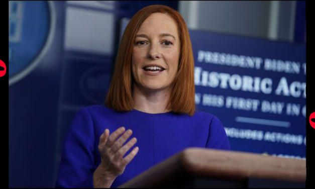 Psaki says Americans can start seeing stimulus money in their bank accounts 'as soon as this weekend'