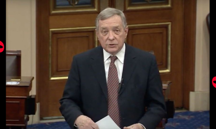 Sen. Dick Durbin Says Filibuster Has 'Become The Death Grip Of Democracy'