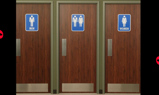 Teen Girl Expelled for Kneeing Boy's Groin Because He Was in the Girls' Bathroom
