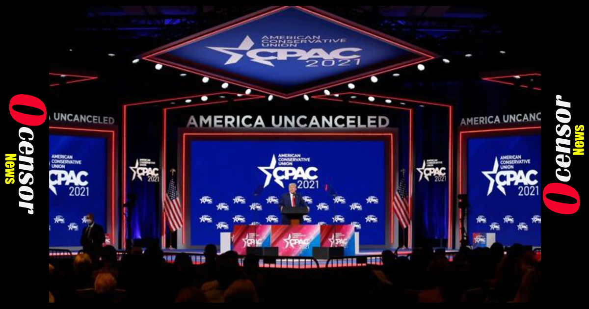 Trump Wins CPAC Straw Poll for 2024 Presidential Nominee