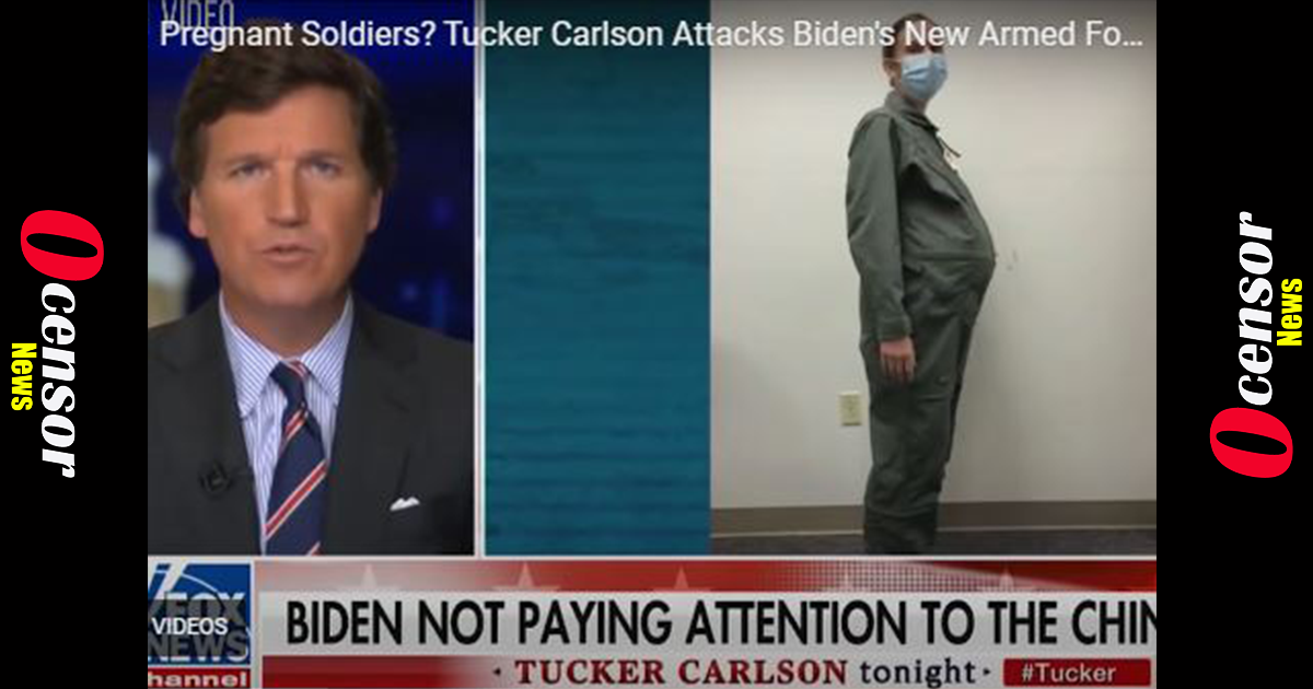 US MILITARY LAUNCHES COORDINATED STRIKES AGAINST Tucker Carlson