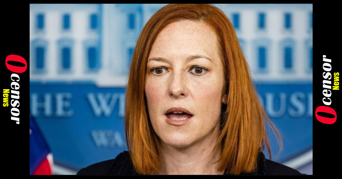 What if Psaki's Constant 'Circling Back' Is a Sign They've Cut Biden Off From Vital Staff?