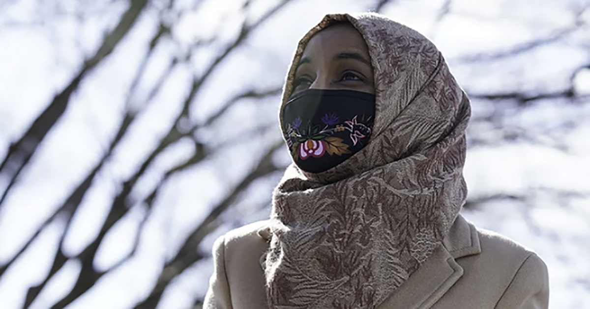 Ilhan Omar Attack Gun Rights Over Capital Hill Attacker, yet No Guns Were Involved, She Comes Under Attack