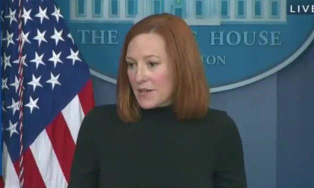 Watch: Fox's Doocy Confronts Psaki with Biden's Own Words – She Doesn't Like It