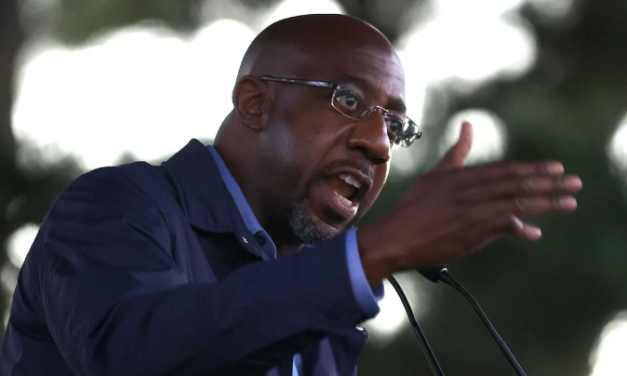 Raphael Warnock politicizes the meaning of Easter and gets a swift theological lesson