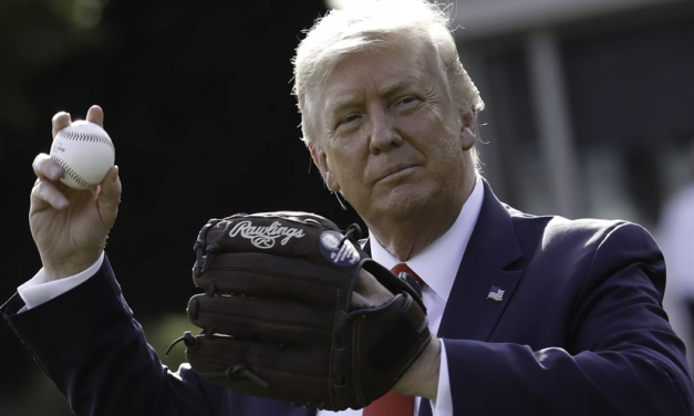 Trump Calls For Boycott Of MLB