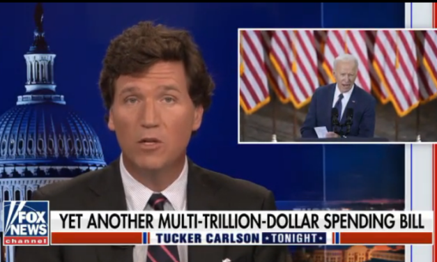 Tucker: Canada Sending COVID-Positive  to 'Internment Camps' — 'You Think That Couldn't Happen in America?'