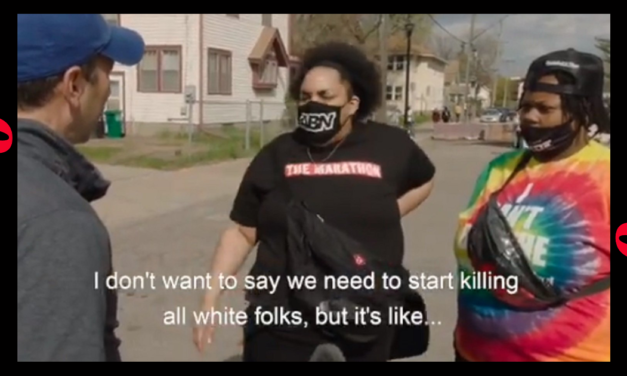 BLM In Minneapolis Call For Civil War, killing White PEople, Burn The City Down, White  People Need To feel the Pain