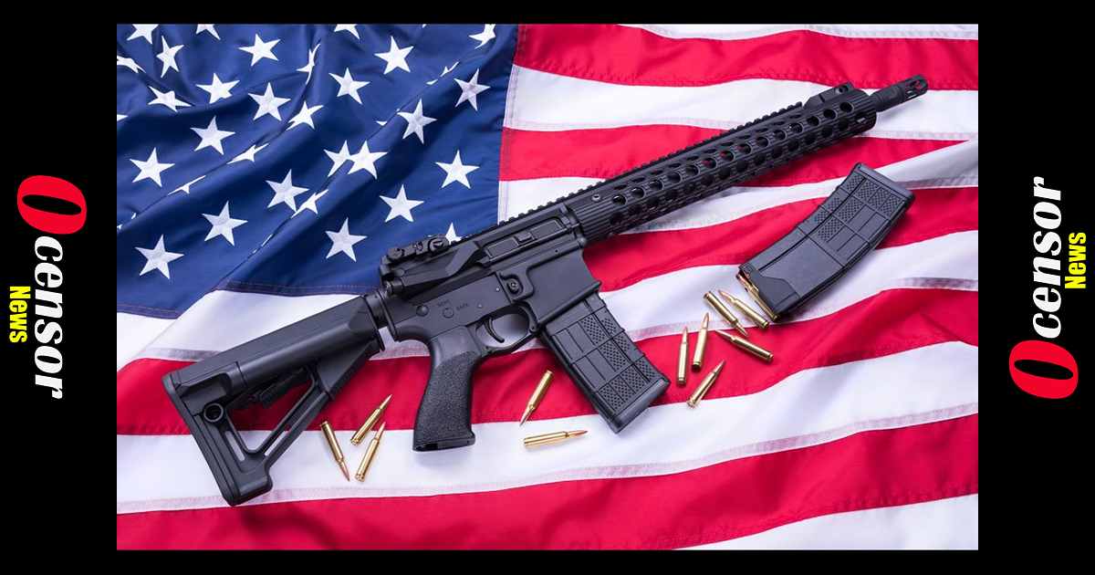 Blue State Liberals Go Berserk Over Wyoming Roofing Company Offering New AR-15 to Newcomers