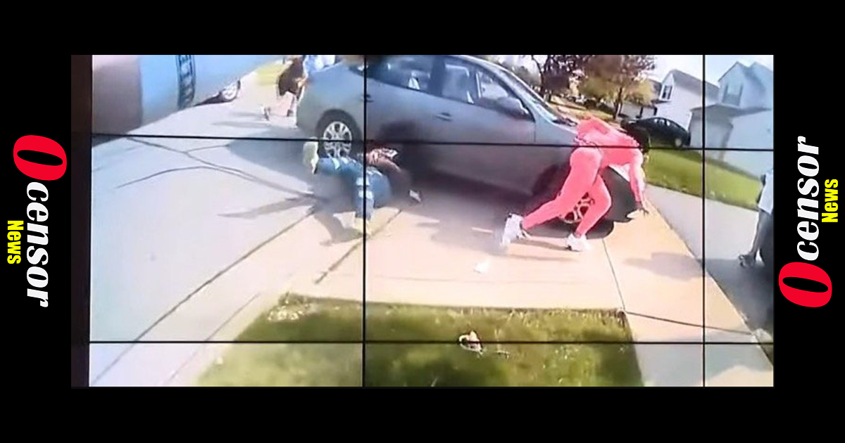 BREAKING: Bodycam Footage Shows 15-Year-Old Makiyah Bryant Attempting to Stab Person Before She Was Killed by Officer
