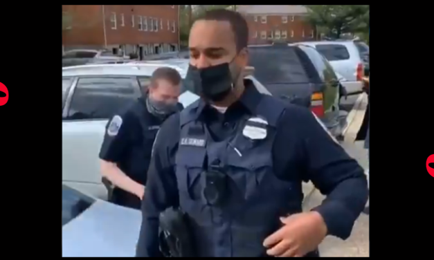 Cool Cop Shuts Down Annoying Heckler in Perfect Way, Punk's Temper Explodes When He Realizes What Just Happened