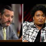 Cruz Wrecks Stacey Abrams' 'Stolen Election' Claims Right to Her Face
