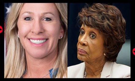 Marjorie Taylor Greene Announces Plans to Expel Maxine Waters from Congress