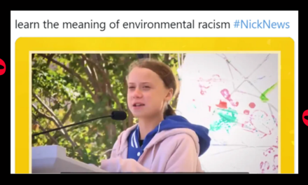 Nickelodeon teaches children about 'environmental racism,' disables comments after getting smashed for 'indoctrinating our kids'