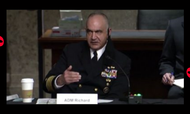 Top Military Officer Dismisses Biden Admin's Accusation of Extremism in the Ranks, Tells Senate the Truth About His Soldiers