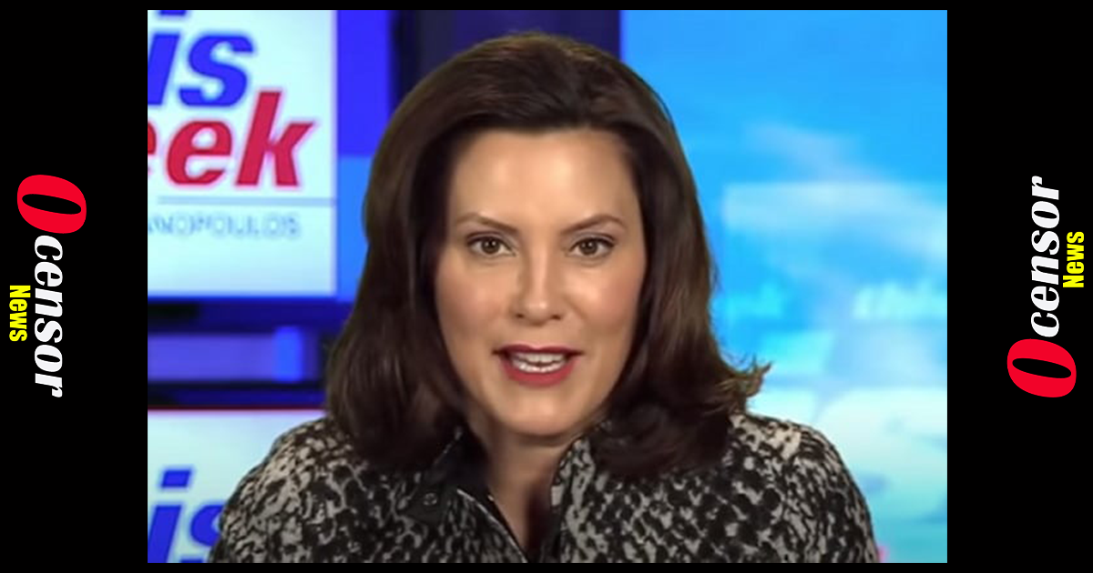 Court Rules Efforts To Recall Michigan Governor Gretchen Whitmer Can Proceed