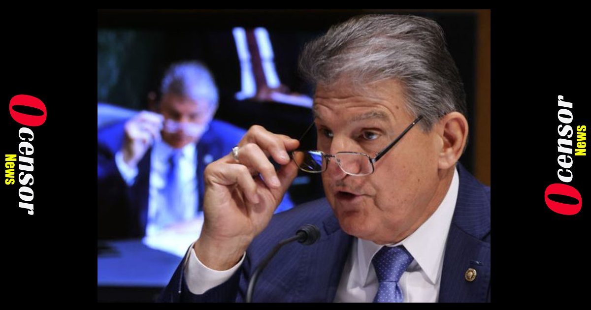 Democrat Joe Manchin Crushes Democrat Dreams of Federal Election Takeover: 'I'm Not Going to Be Part Of It
