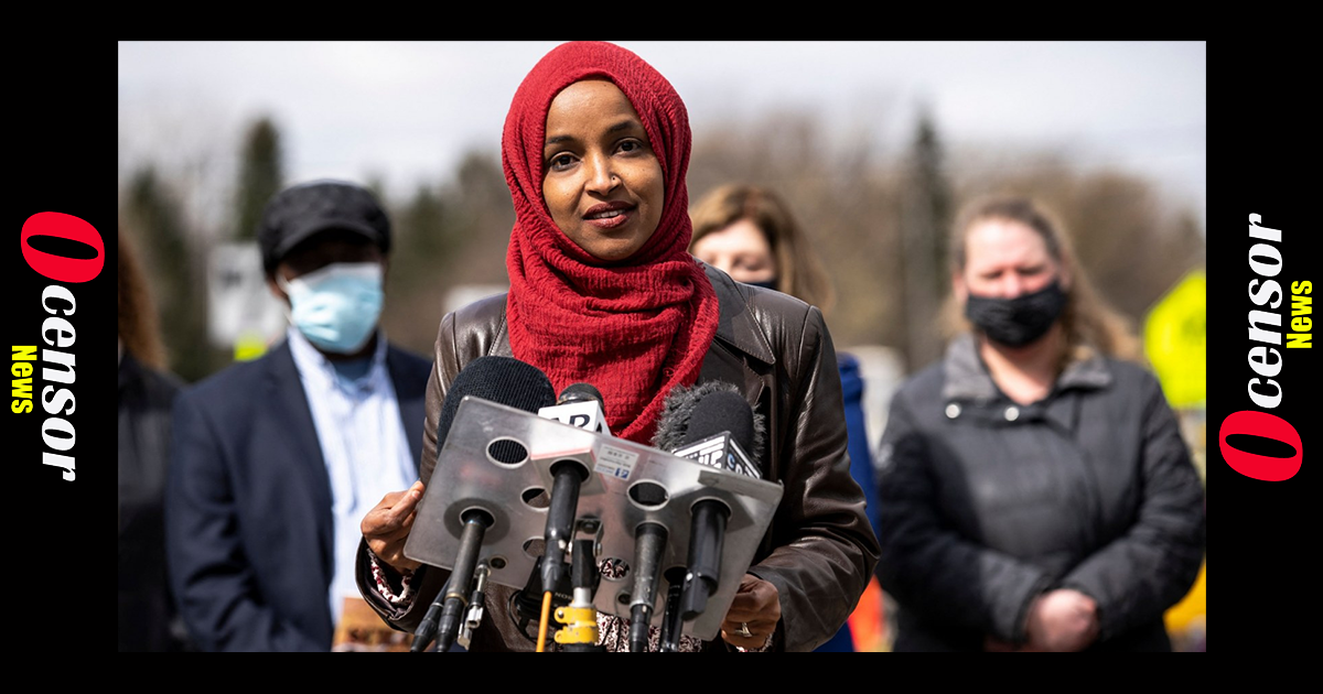 Ilhan Omar Says It Is An 'Act Of Terrorism' For Israel To Defend Itself From Hamas Rocket Attacks